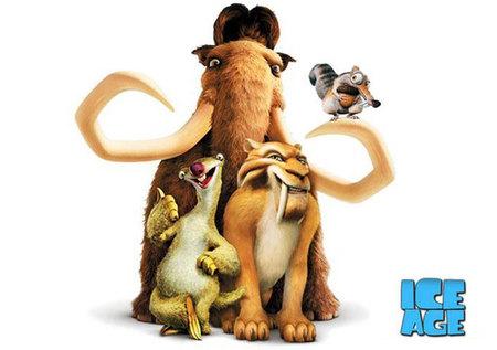 Las mejores películas infantiles: 'Ice Age - La edad de hielo'
