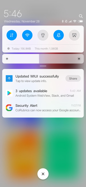 Foto de Xiaomi Mi Mix 3 interfaz (18/23)