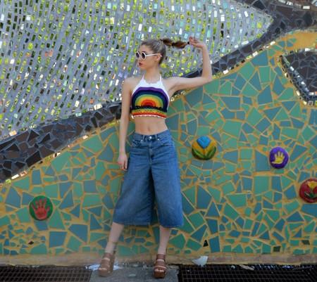 street style orgullo gay arcoiris multicolor pride amor