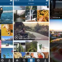 Instagram presenta canales de vídeo en la pestaña explorar