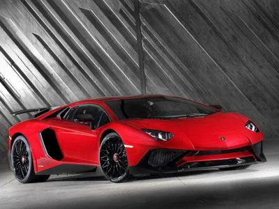 Lamborghini Aventador SV, solo 600 para el mundo