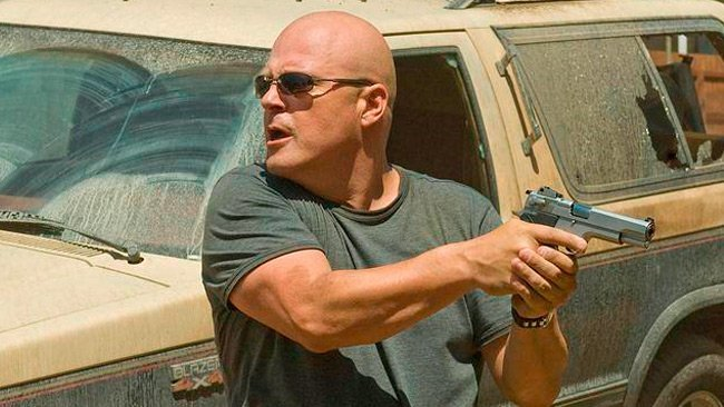 Vic Mackey: Protagonista de The Shield