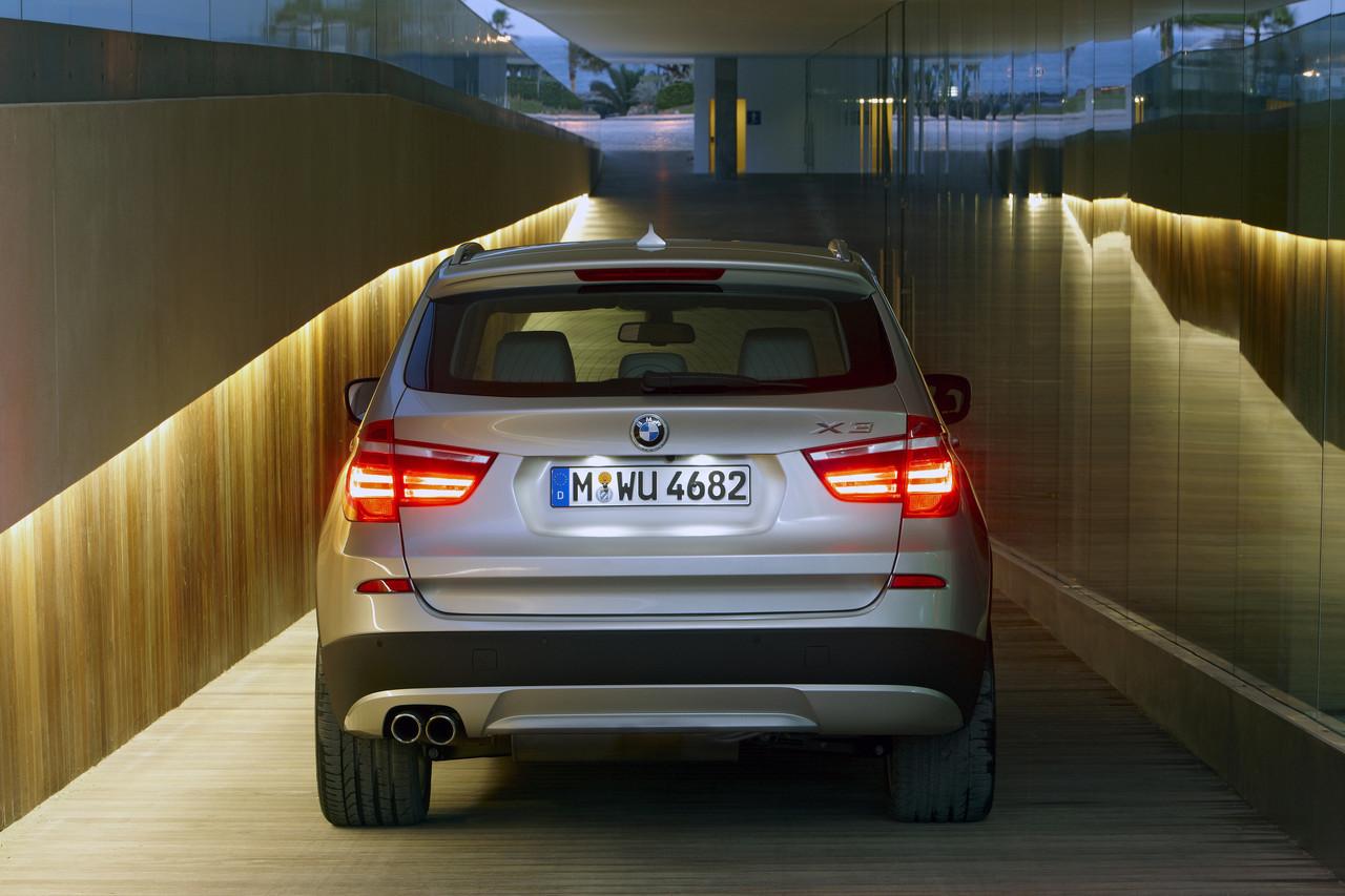 Foto de BMW X3 2011 (92/128)