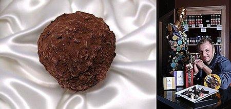 La trufa de chocolate más cara del mundo