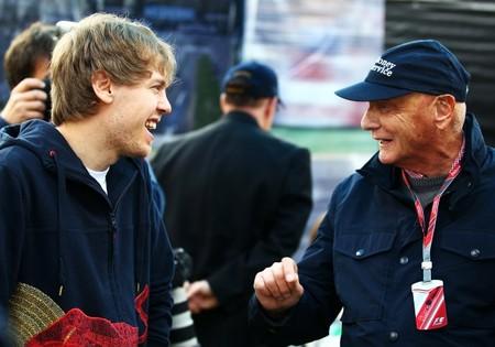 Niki Lauda confirma que hubo contactos de Michael Schumacher con Ferrari