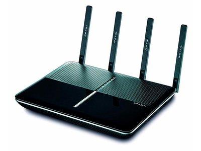 Ahora, con el router TP-Link Archer C2600, mejorarás tu conexión a internet por sólo 116,90 euros en Amazon