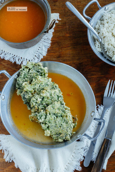 Tortitas de brócoli. Receta vegetariana