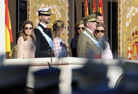 Princesa Letizia blusa look