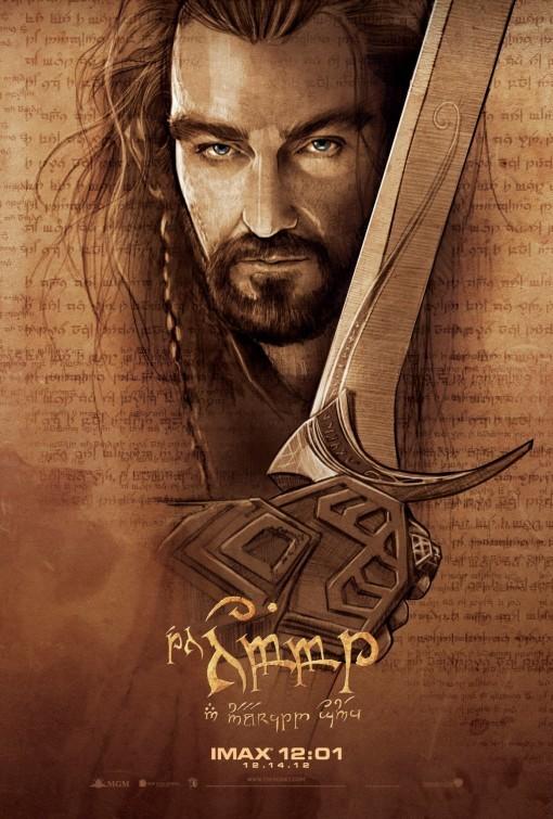 Foto de 'El hobbit: Un viaje inesperado', carteles (27/28)