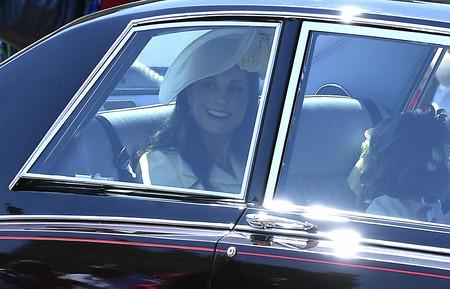 Así es el look elegido de Kate Middleton para la boda del Príncipe Harry y Meghan Markle