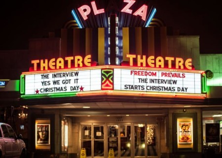 Un cine anuncia el estreno de The Interview en Estados Unidos