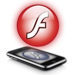 Flash llega en serio a los teléfonos móviles
