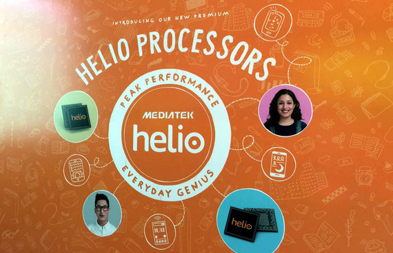 Procesadores Helio