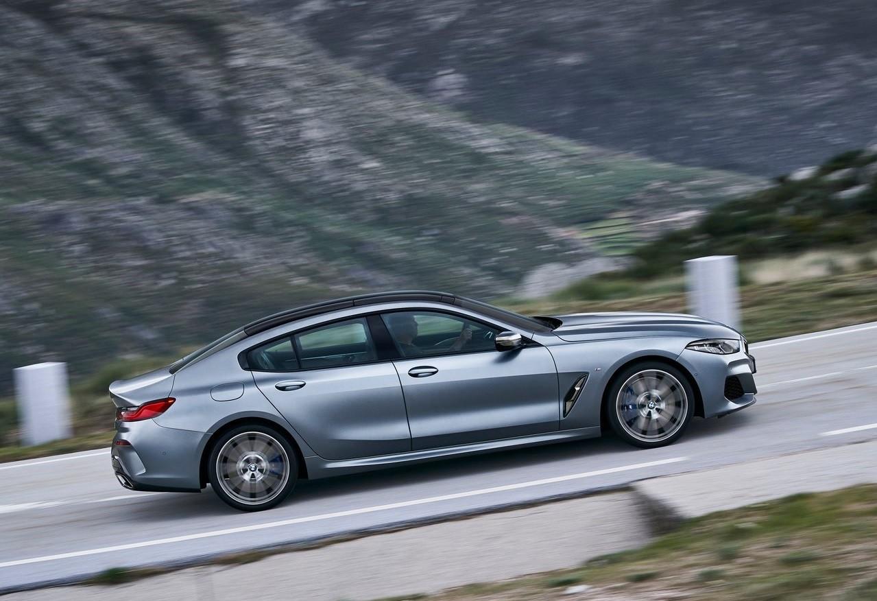 Foto de BMW Serie 8 gran coupé 2020 (12/17)