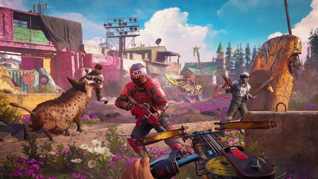 Far Cry New Dawn lo deja claro en su nuevo avance: la sutileza no existe en un Condado de Hope post-nuclear