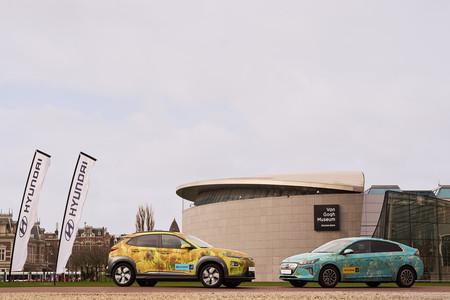 Hyundai extiende su colaboración con el Museo Van Gogh por dos años más