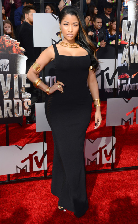 Nicki Minaj MTV Awards 2014