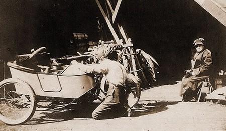 Avis Hotchkiss Mecanico Viaje Nueva York San Francisco 1915