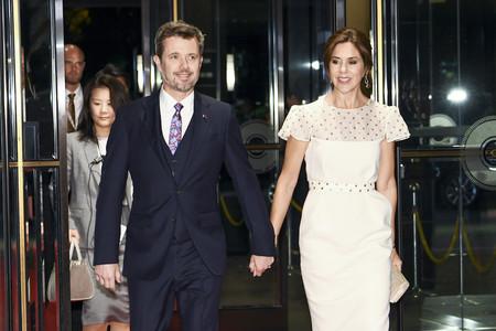 Mary de Dinamarca y Máxima de Holanda se dan cita de nuevo en Japón en una cena ofrecida por el Emperador Naruhito en Tokio