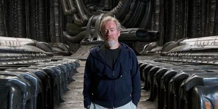 Ridley Scott planea filmar en España 'The Cartel' y ya tiene lista otra película de 'Alien'