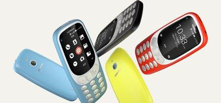 El Nokia 3310 con 4G ya es oficial, la tercera edición de un clásico que puedes convertir en punto WiFi portátil