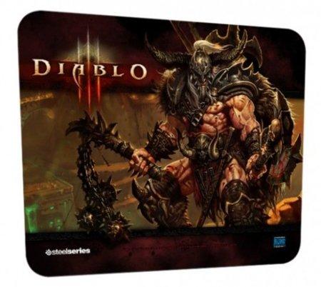 Alfombrilla de ratón SteelSeries para Diablo III