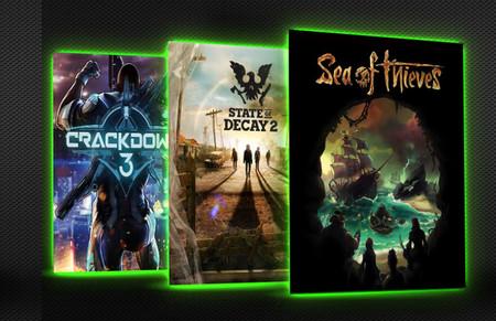 Xbox Game Pass recibirá los nuevos exclusivos de Xbox el día de salida, incluyendo Sea of Thieves y los futuros Halo y Forza