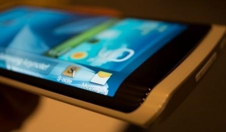 Una pantalla con tres caras para un próximo móvil de Samsung: Bloomberg