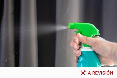 Cómo desinfectar el coche mientras dure la pandemia