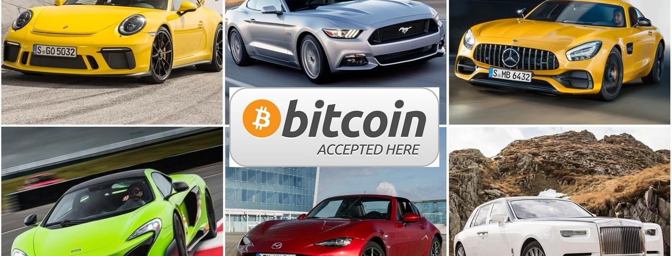 Prémium autók vásárlása a Bitcoin segítségével! – BitCars | The Bitcoin Automobile Marketplace