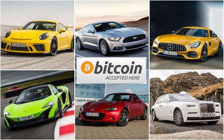 ¿Pensando en comprar un coche con bitcoin? Esto es lo que debes saber