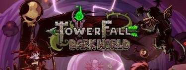 Por qué TowerFall: Dark World se postula como otro imprescindible entre colegas