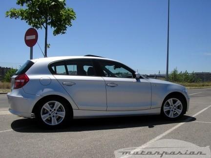 Prueba: BMW 120i 5p (parte 4)