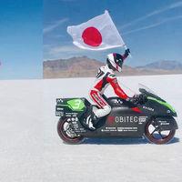 Las motos eléctricas ya tienen una nueva reina de la velocidad, con un récord de 329 km/h