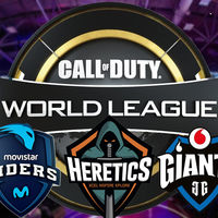 Heretics KFC, Movistar Riders y Vodafone Giants hacen un buen papel en Las Vegas y estarán en la previa de CWL Pro League 2019