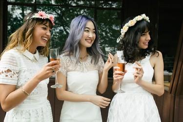 ¡Atención novias del mundo! Estos 11 vestidos de boda cuestan menos de 600 euros