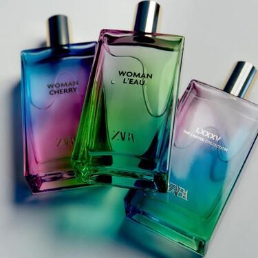 Si echas mucho de menos la época veraniega, Zara quiere traértela a tu día a día con estas tres fragancias