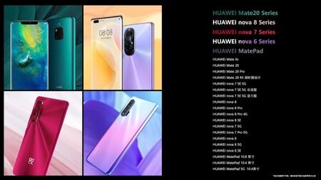 Harmonyos Actualizacion 100 Smartphones