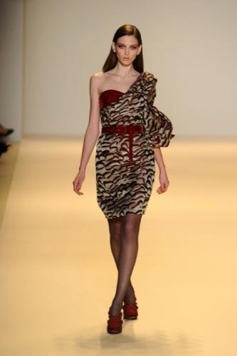 Carolina Herrera, Otoño-Invierno 2010/2011 en la Semana de la Moda de Nueva York X