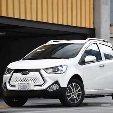 JAC E Sei 1, a prueba: en el auto eléctrico más barato de México hace sentido todo, menos el precio (+ video)