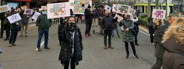 Unión de Asociaciones Libres informa de las acciones que tendrán lugar el día 24 de febrero, durante el paro nacional