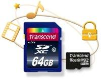 Transcend le pone protección contra copia a sus tarjetas