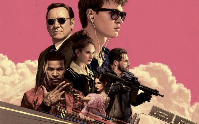 'Baby Driver': una orgía fílmico-musical irrepetible