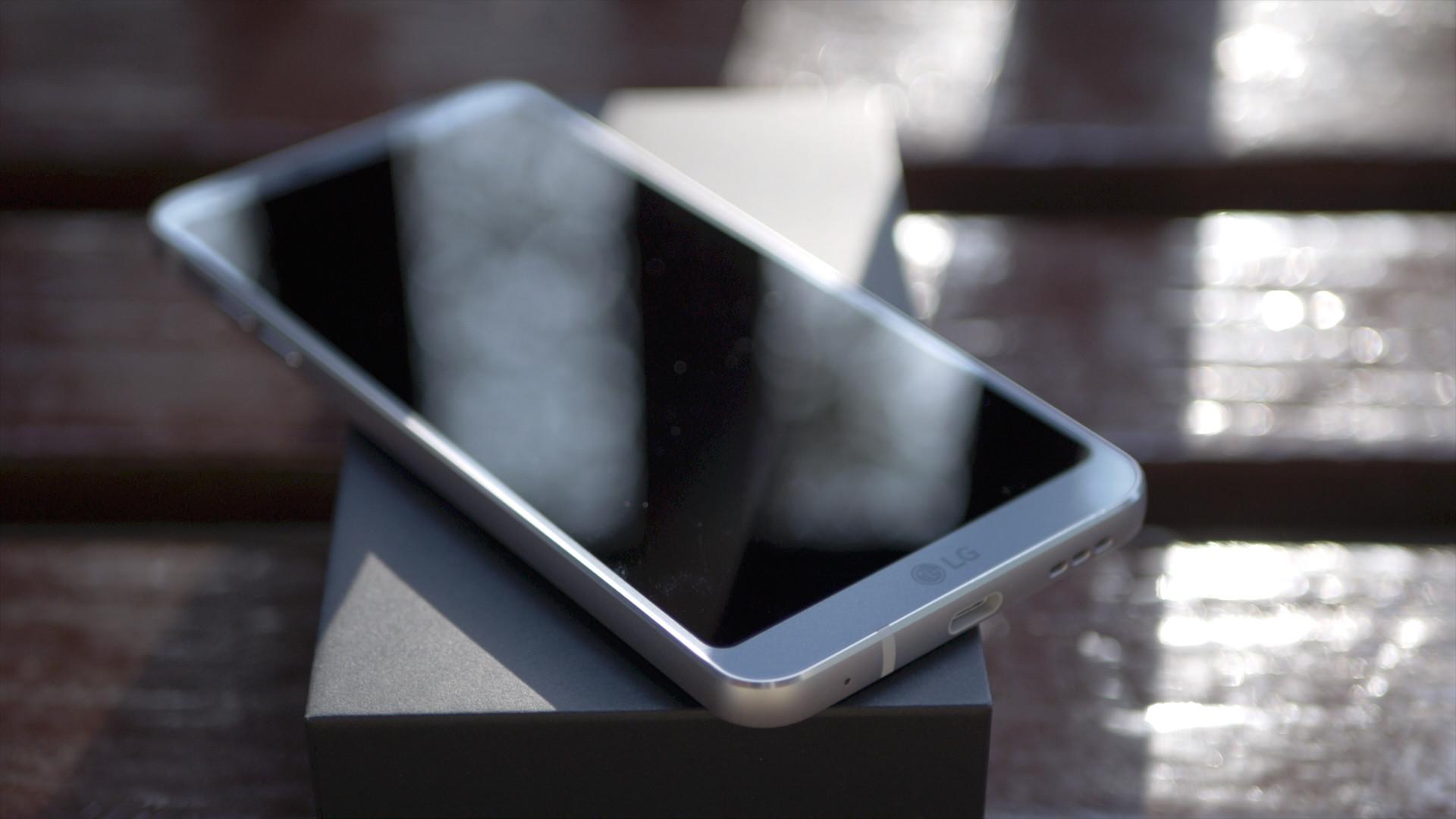 Foto de LG G6, toma de contacto (12/32)