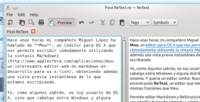 ReText, interesante editor Markdown para Linux