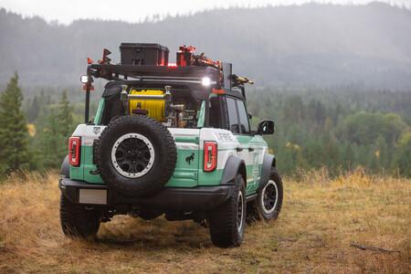 Ford Bronco Wildland Fire Rig Concept 4