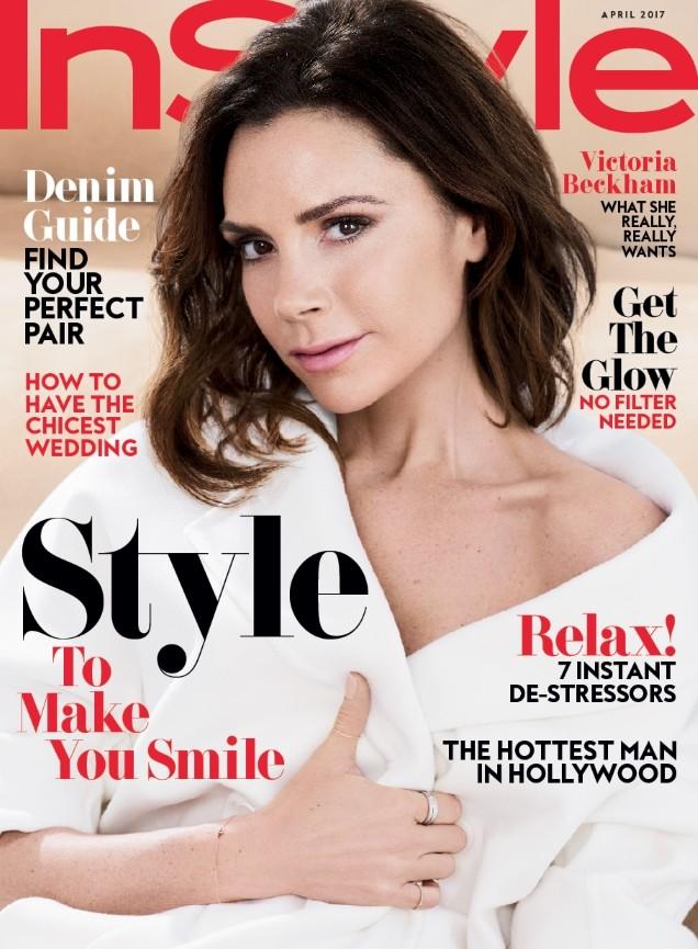 InStyle USA: Victoria Beckham
