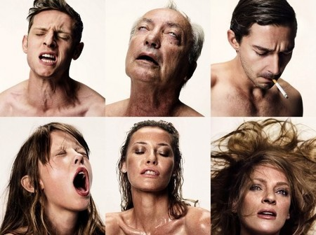 'Nymphomaniac', nuevos carteles para la provocadora película de Lars von Trier