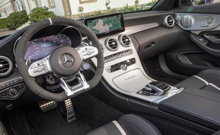 Mercedes-AMG C 63 Coupé 2018