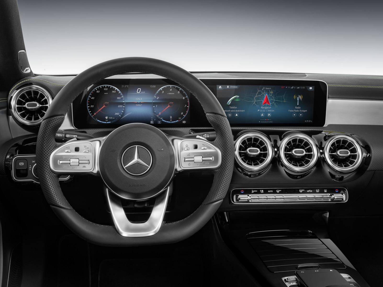 Foto de Mercedes-Benz Clase A 2018 (72/139)